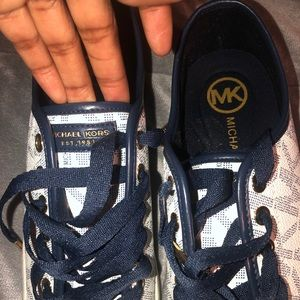 Michael Kors sneakers. Brand new. Without box.